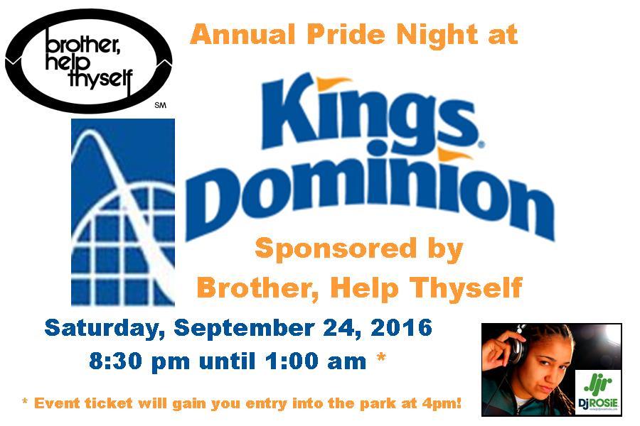 BHT Kings Dominion 2016